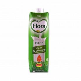 Pascual Leche Semi Flora Folic-B - 1L