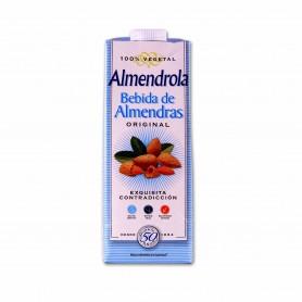 Almendrola Bebida de Almendras Original - 1L