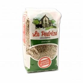 La Pedriza Lentejas Pardina - 500g