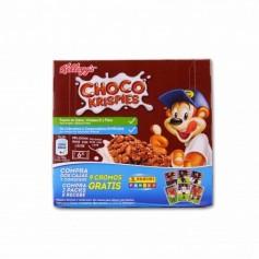 Kellog's Barritas de Cereales de Arroz con Cacao Choco Krispies - (6 Unidades) - 120g