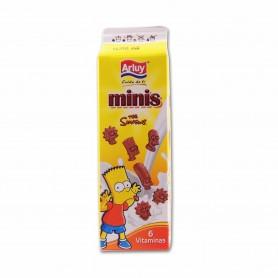 Arluy Galletas Mini The Simpsons con Sabor a Chocolate - 275g