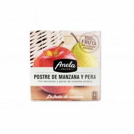 Anela Postre de Manzana y Pera - (2 Unidades) - 200g