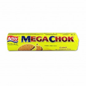 Arluy Galletas Megachok con Crema de Chocolate - 500g