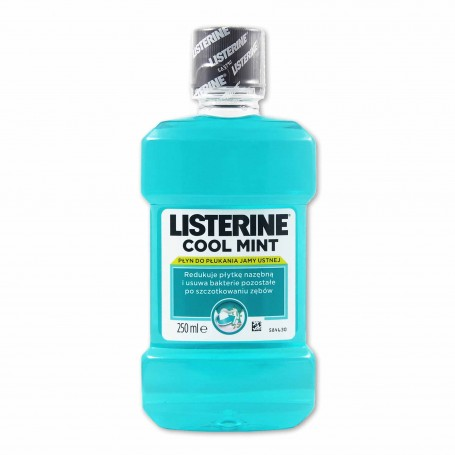 Listerine Enjuague Bucal Cool Mint - 250ml