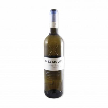 Diez Siglos Vino Blanco Sauvignon Rueda - 75cl