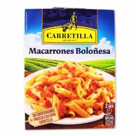 Carretilla Macarrones Boloñesa - 325g