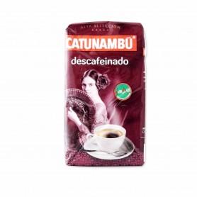 Catunambú Café Molido de Tueste Natural Descafeinado - 250g