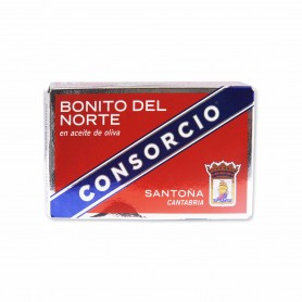 Consorcio Bonito del Norte en Aceite de Oliva - 110g