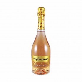 Don Luciano VinoEspumoso Dulce Pink Moscato - 75cl