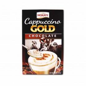 Mokate Gold Café Cappuccino Chocolate - (8 Sobres) - 100g