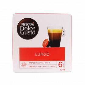 Nescafé Dolce Gusto Lungo 100% Arábica - (16 Cápsulas) - 112g