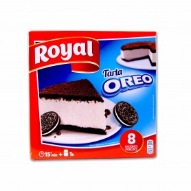 Royal Tarta Oreo - 215g