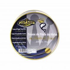 Pesasur Trozos de Melva en Aceite de Girasol - 1kg