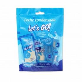Prosalud Leche Condensada Let´s Go - (10 unidades) - 200g