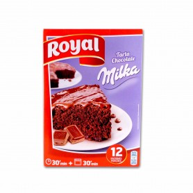 Royal Tarta de Chocolate Milka - 350g