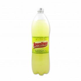 Revoltosa Bebida Refrescante Sabor a Limón - 2L