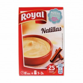 Royal Natillas Caseras Instantáneas - (5 Sobres) - 100g