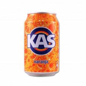 Kas Bebida Refrescante Sabor a Naranja - 330ml