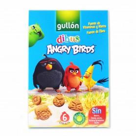Gullón Galletas Dibus Angry Birds - 250g