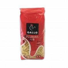 Gallo Pasta Plumas Nº 6 - 500g