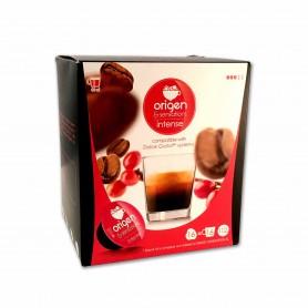 Origen & Sensations Café Intenso Intensidad 3 - (16 Cápsulas Dolce Gusto Compatible) - 112g