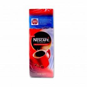 Nescafé Café Soluble Classic Descafeinado - (2 Paquetes de 50 Sobres) - 200g