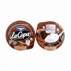 Danone La Copa Crema de Chocolate y Nata - (2 Unidades) - 220g