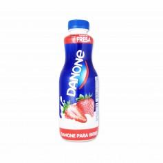 Danone Yogur para Beber Sabor a Fresa - 550g