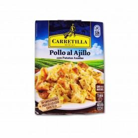 Carretilla Pollo al Ajillo - 250g
