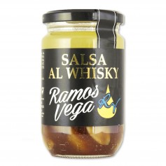 Ramos Vega Salsa al Whisky - 310ml