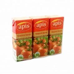 Apis Tomate Frito - (3 Unidades) - 645g