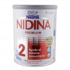 Nestlé Leche de Continuación Nidina Premium 2 - 800g