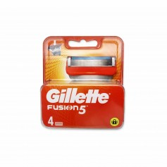 Gillette Recambio Fusion 5 - (4 Unidades)