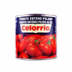 Celorrio Tomate Entero Pelado - 2,50kg