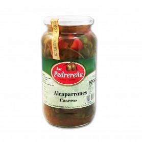 La Pedrereña Alcaparrones - 940g