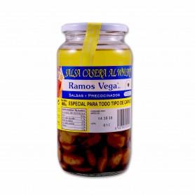 Ramos Vega Salsa Casera al Whisky - 900g