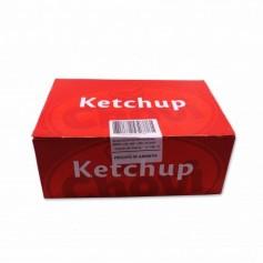 Chovi Ketchup Sobres Individuales - (252 Unidades) - 3,024kg