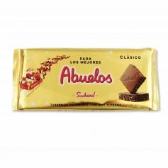 Suchard Turrón de Chocolate Clásico - 260g