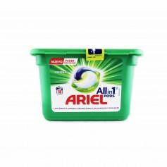 Ariel Detergente Original Todo en 1- (18 Cápsulas) - 453.6g