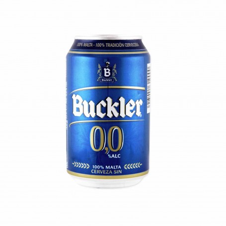 Buckler Cerveza 0.0 - 33cl