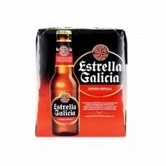 Estrella Galicia Cerveza Especial - (6 Unidades) - 150cl