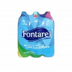 Fontarel Agua Mineral Natural - (6 Unidades) - 9L