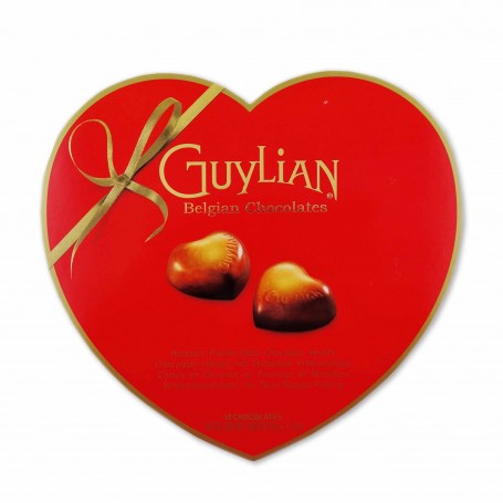 Guylian Chocolates Belga Relleno - (10 Unidades) - 105g