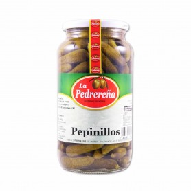 La Pedrereña Pepinillos - 940g
