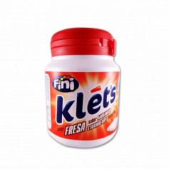 Fini Chicles Klet´sSabor a Fresa - 100g