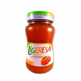 Ligeresa Mermelada Extra de Melocotón - 330g