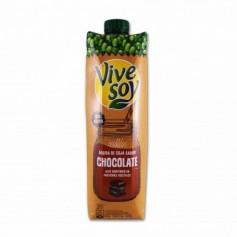 Vivesoy Bebida de Soja Sabor a Chocolate - 1L