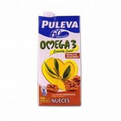 Puleva Leche Desnatada Omega 3 con Nueces - 1L