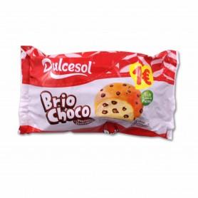 Dulcesol Brio Choco con Pepitas de Chocolate - (4 Unidades) - 160g