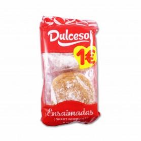 Dulcesol Ensaimadas - (6 Unidades) - 220g